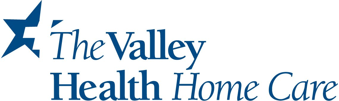 logo for Valley Health Home Care logo